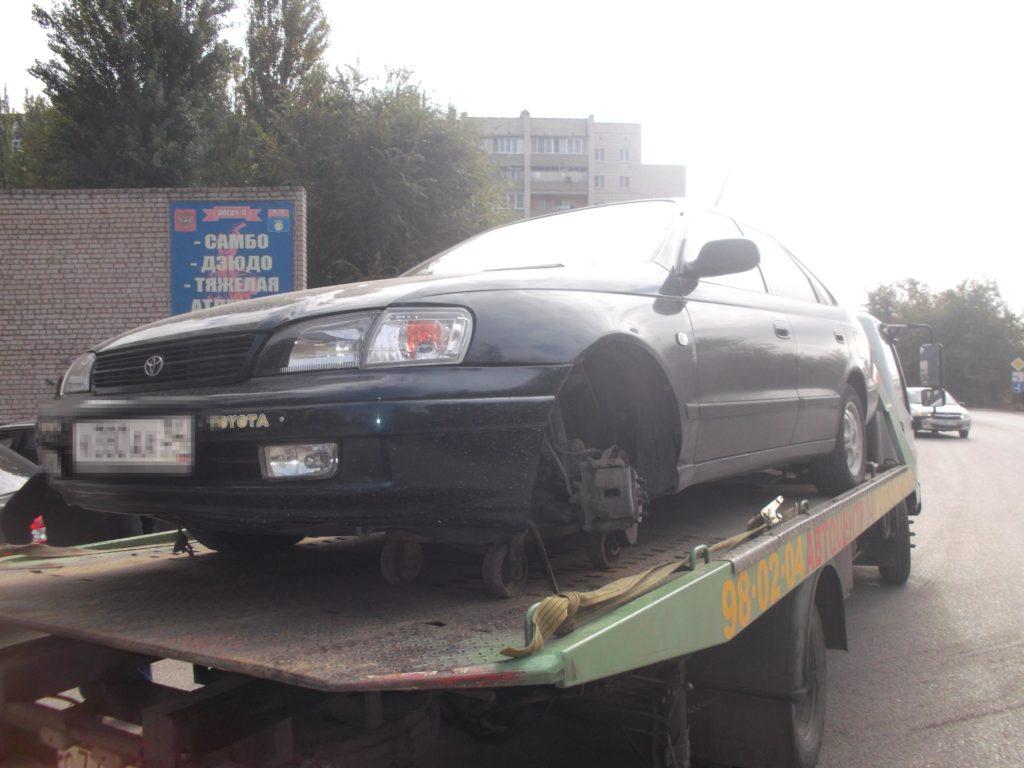 Выкуп битых, аварийных авто после ДТП вСветлоярскомрайоне